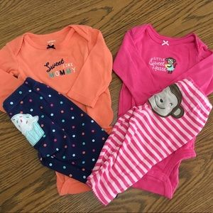 Other - Carter's | Set of 2 outfits